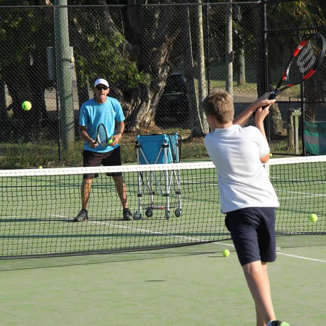 Contact Bangalow Tennis