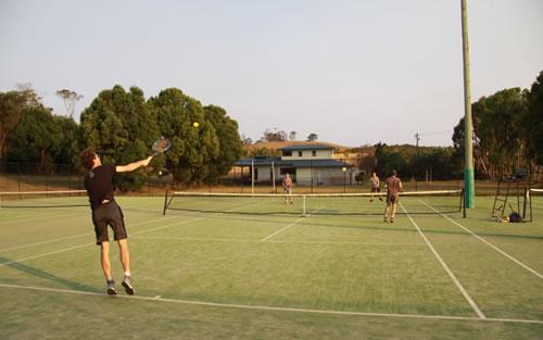 Bangalow Tennis member