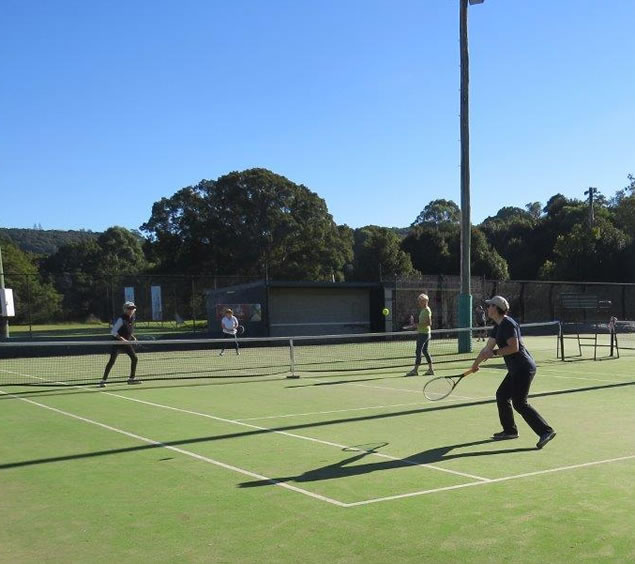 Bangalow Tennis Club